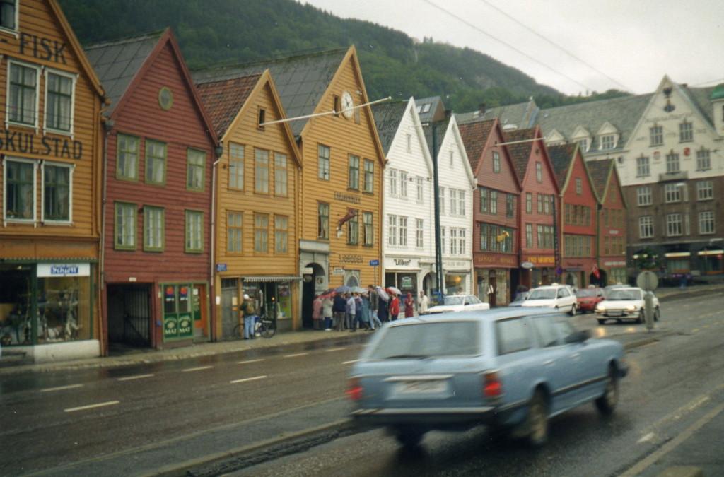 Bergen Handeslhäuser