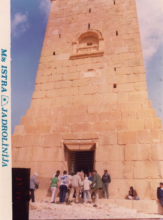Turmbegräbnisstätte