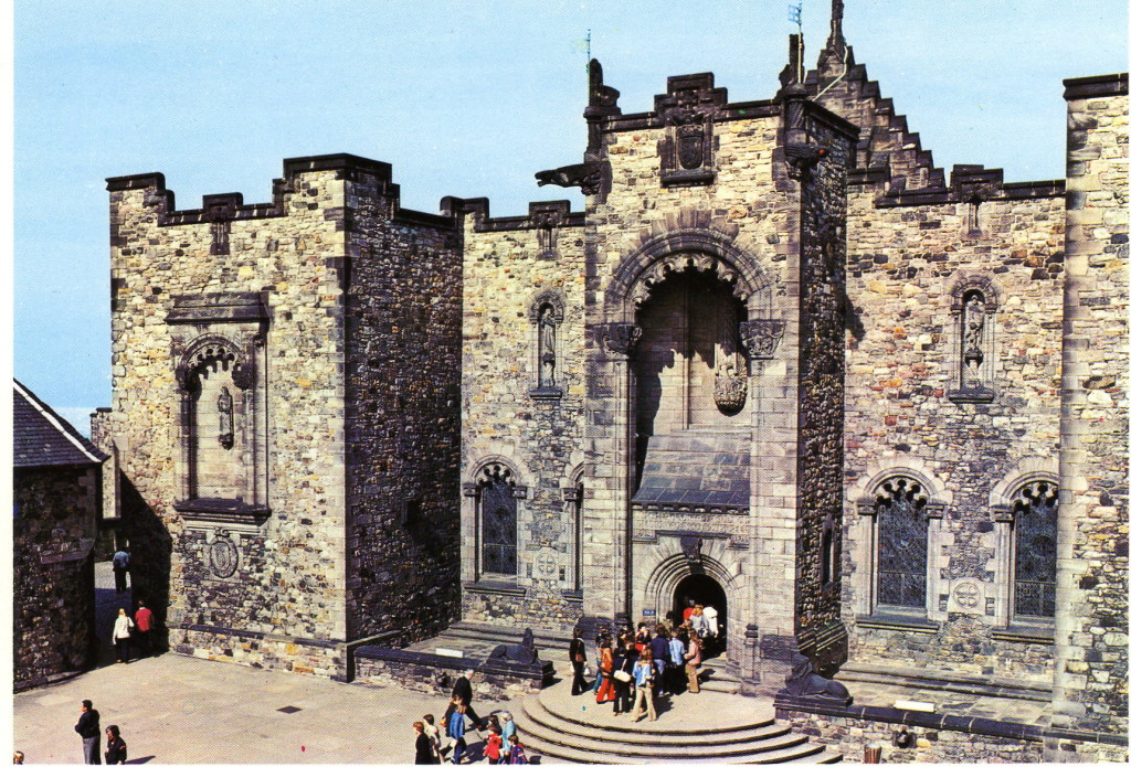 Castle of Edinburg