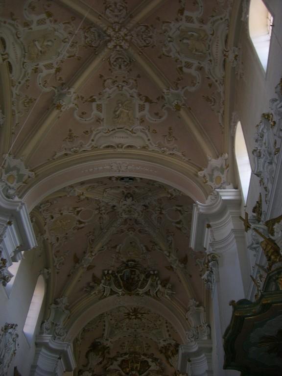 St. Vitus Deckenfresken