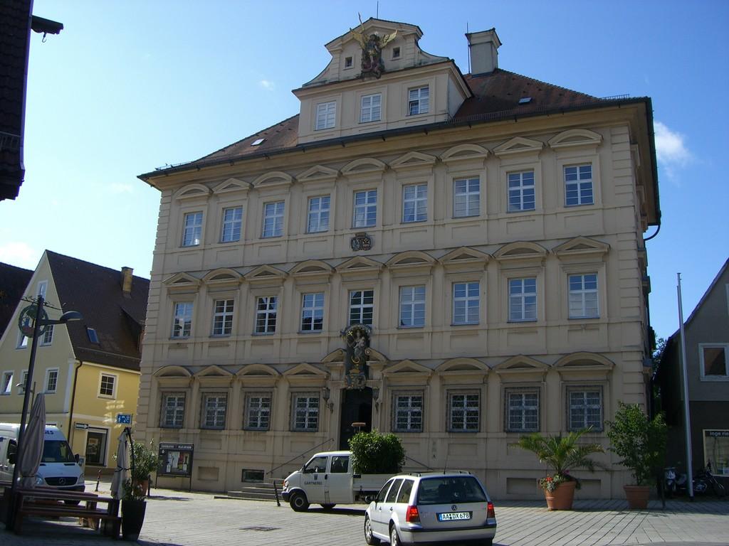 Ellwangen - Adelmann Haus