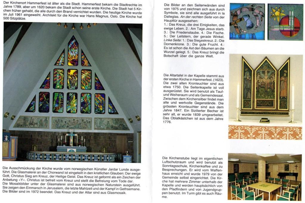 Hammerfest Sankt Michaelskirche