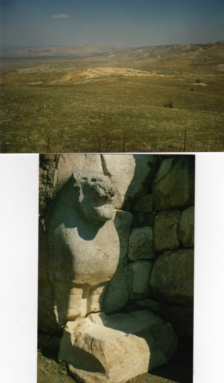 Hatuscha Hauptstadt der Hethiter