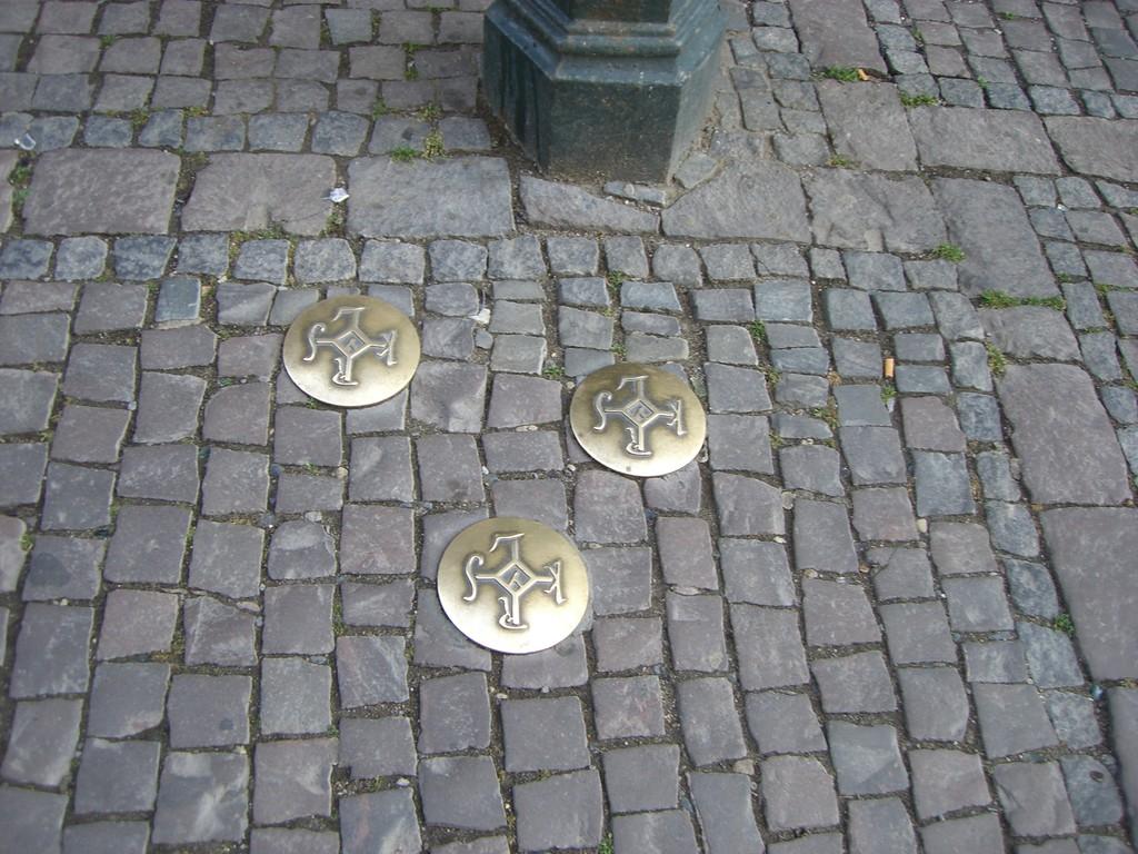 Signatur Karl des Großen
