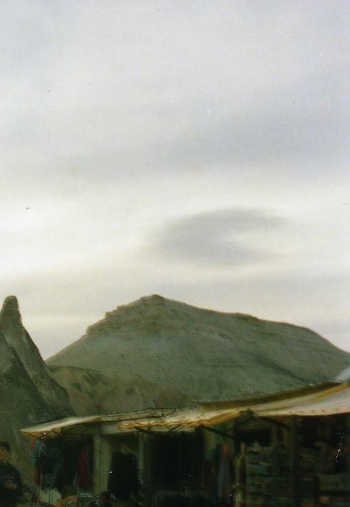 Blick auf den Ararat