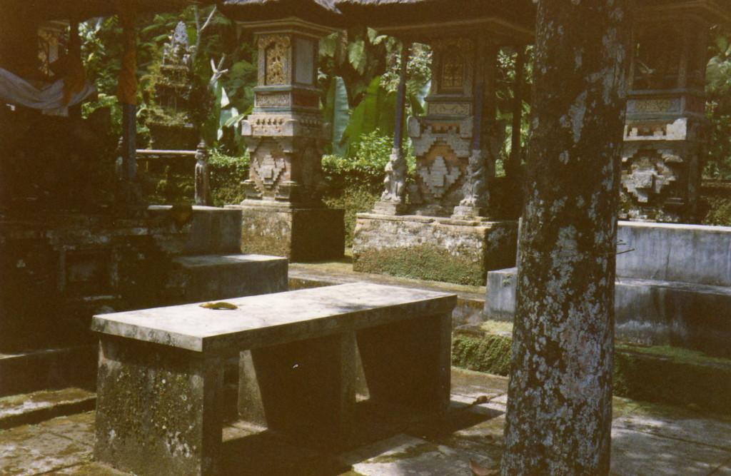 Tiyta Tempelchen und heilige Quellen