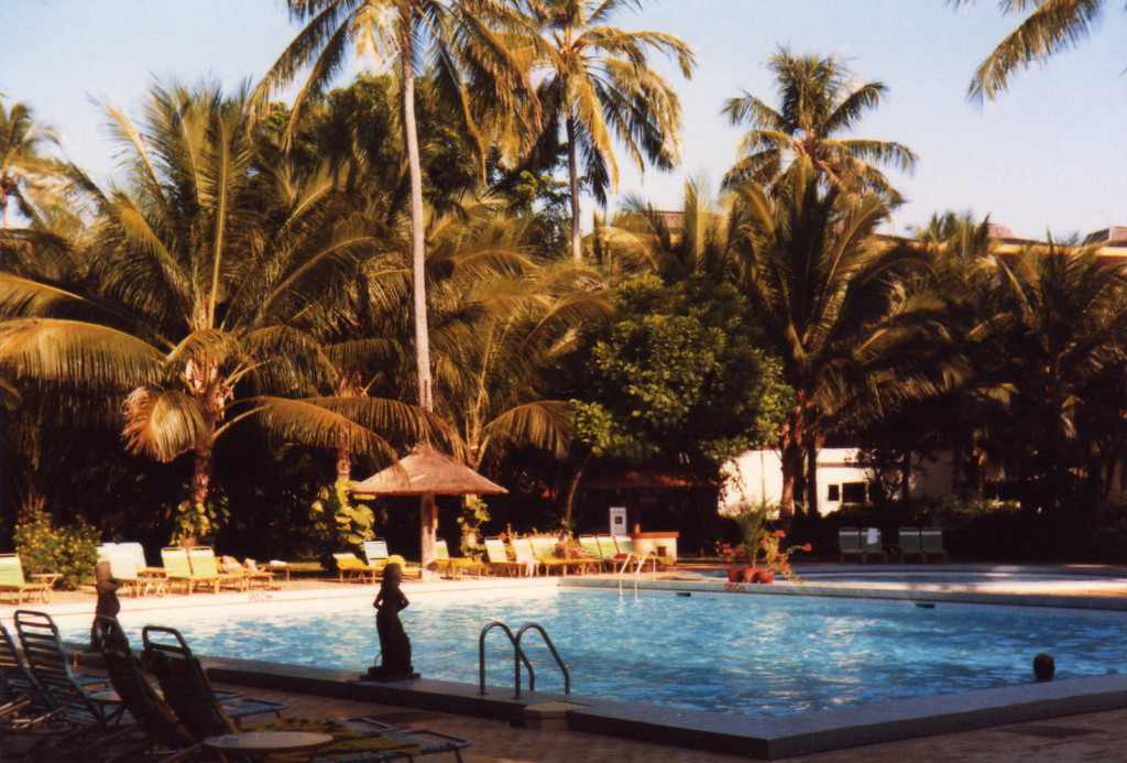 Hotel  Sanur Schwimmingpool