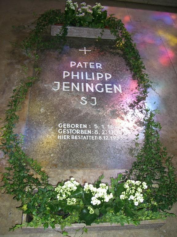 St. Vitus Grabstätte Pater Jenninger