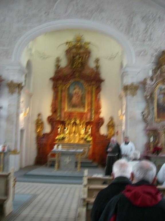 Maria Hilf Altar