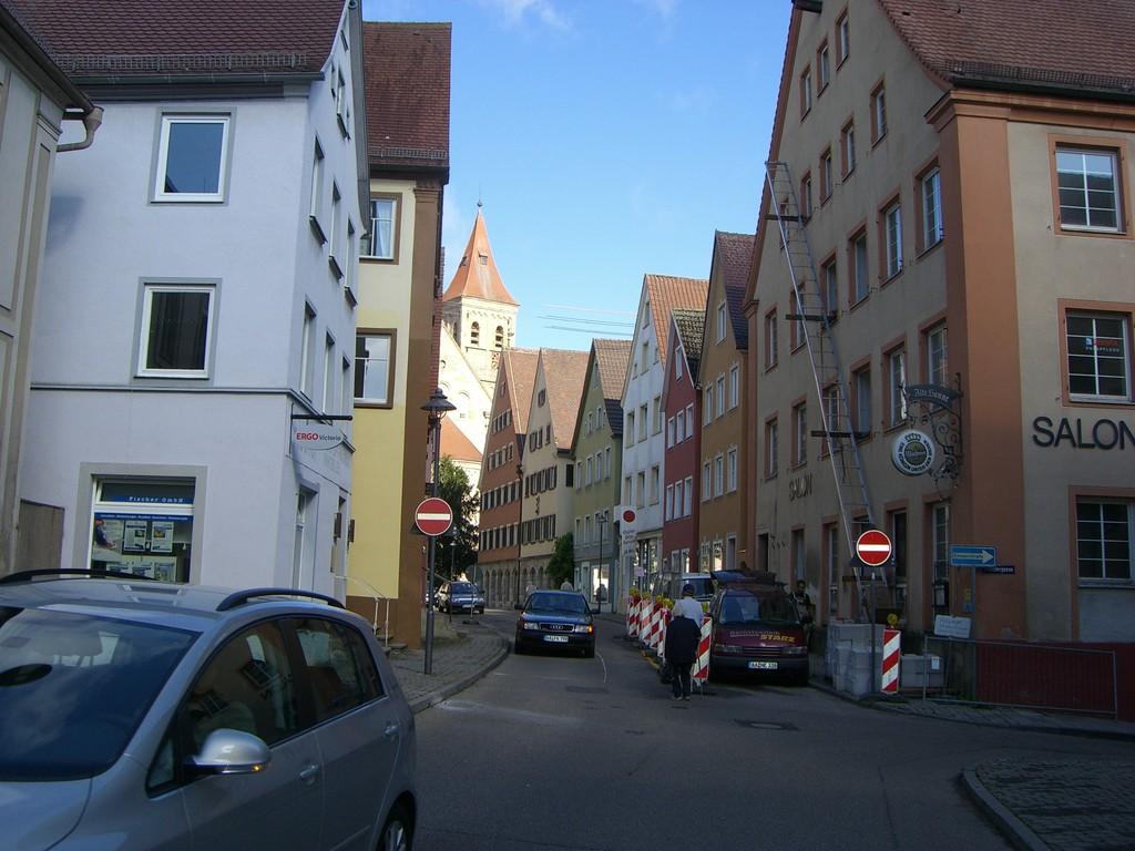 Ellwangen Marienstrasse