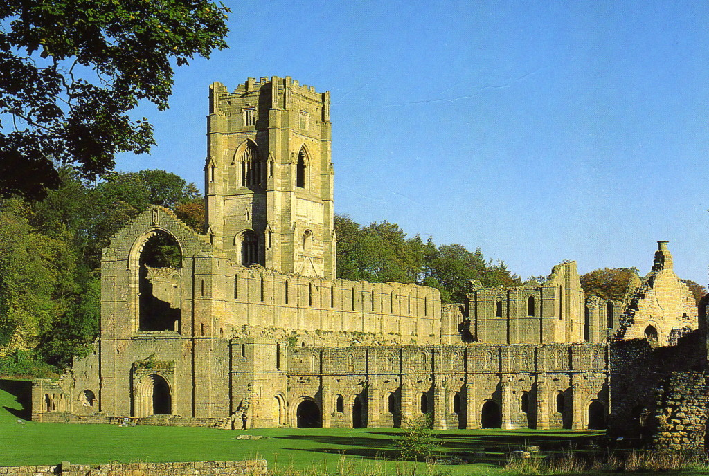 Fontains Abbey