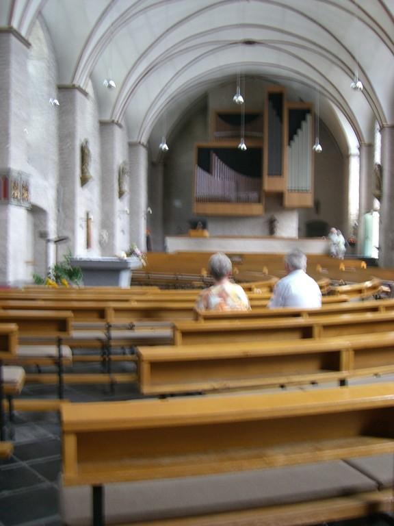 Monschau kath Kirche