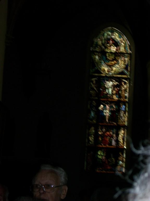 Schönenberg Wallfahrtskirche  Fenster