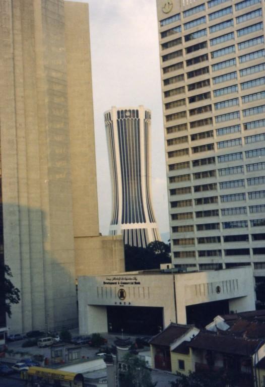 Kuala Lumpur die höchsten Hochhäuser