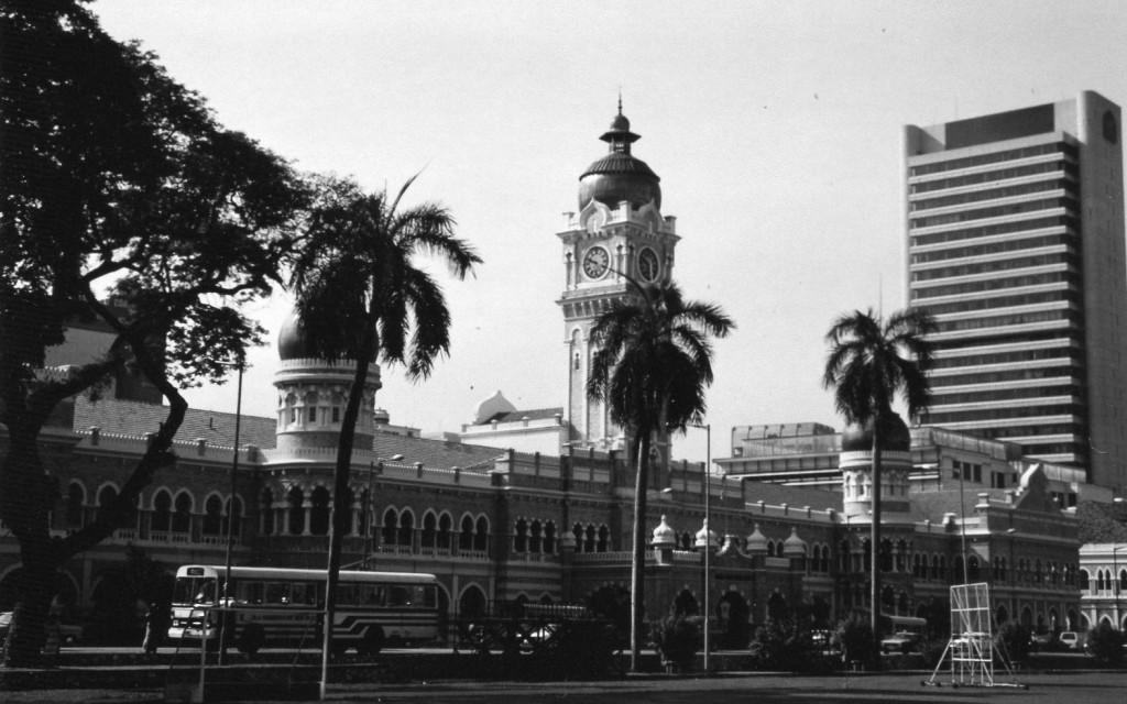 Kuala Lumpur Rathaus
