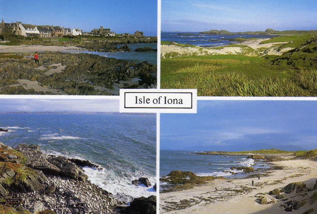 Insel of Iona - Hebriden