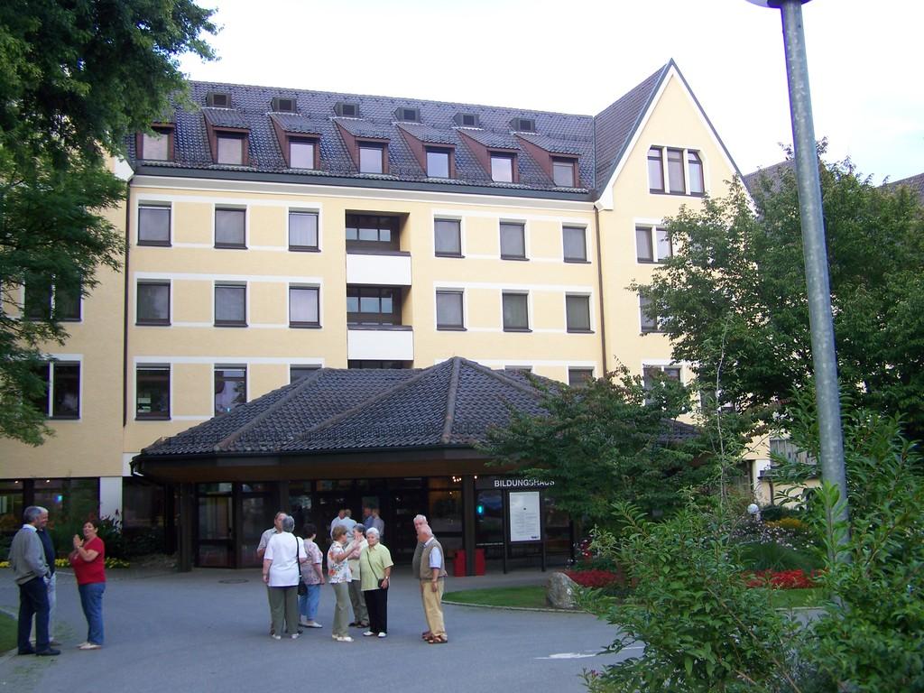 Vorderansicht Kloster Untermarchtal