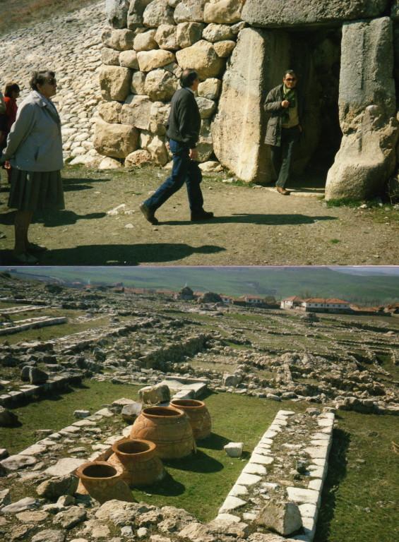 Ausgrabungen Hatuscha
