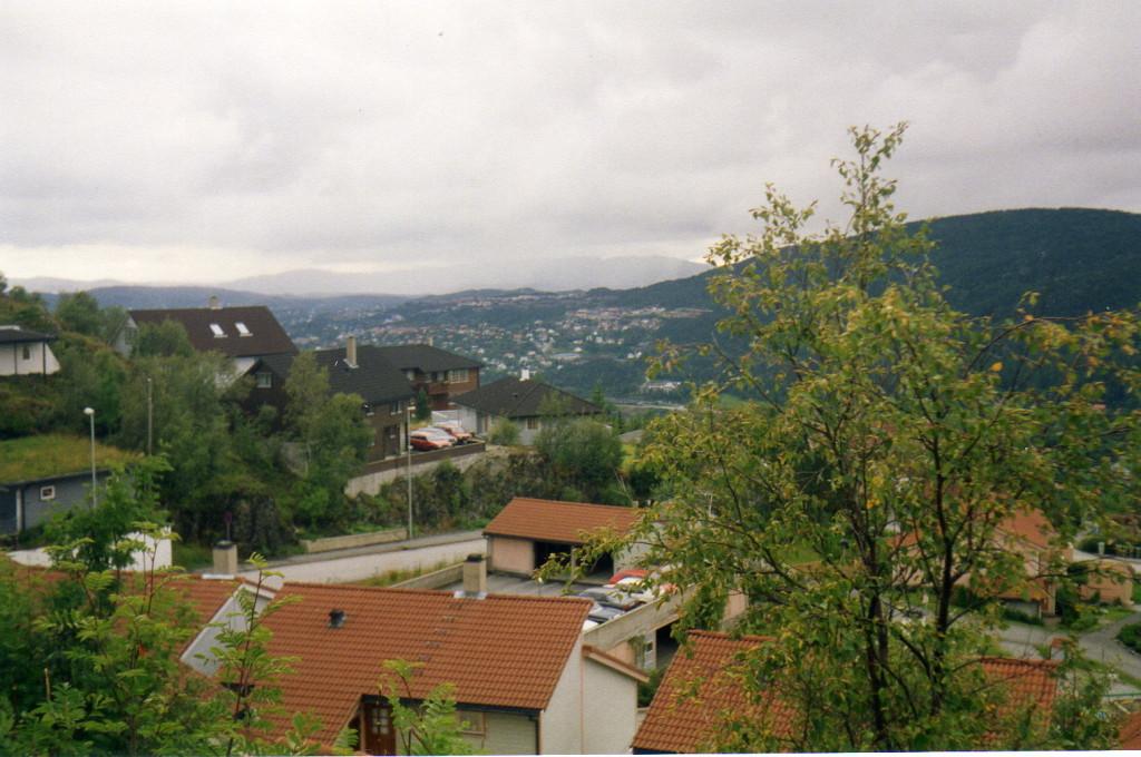 Lebe wohl Bergen