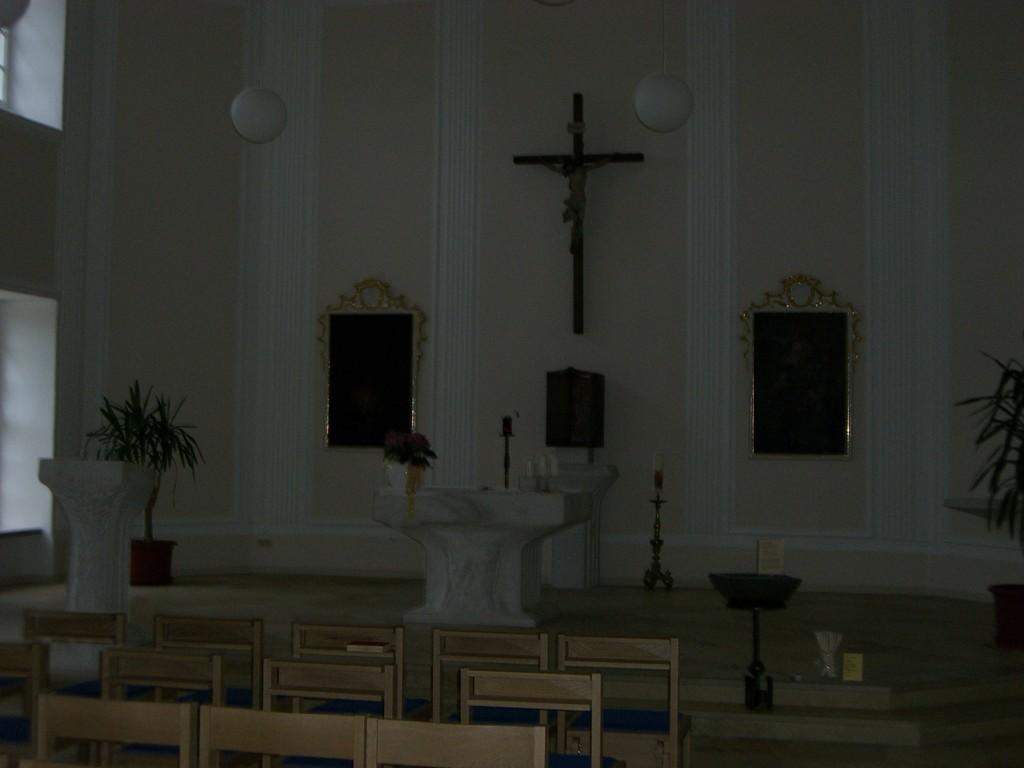 Ellwangen Bildungshaus Kapelle