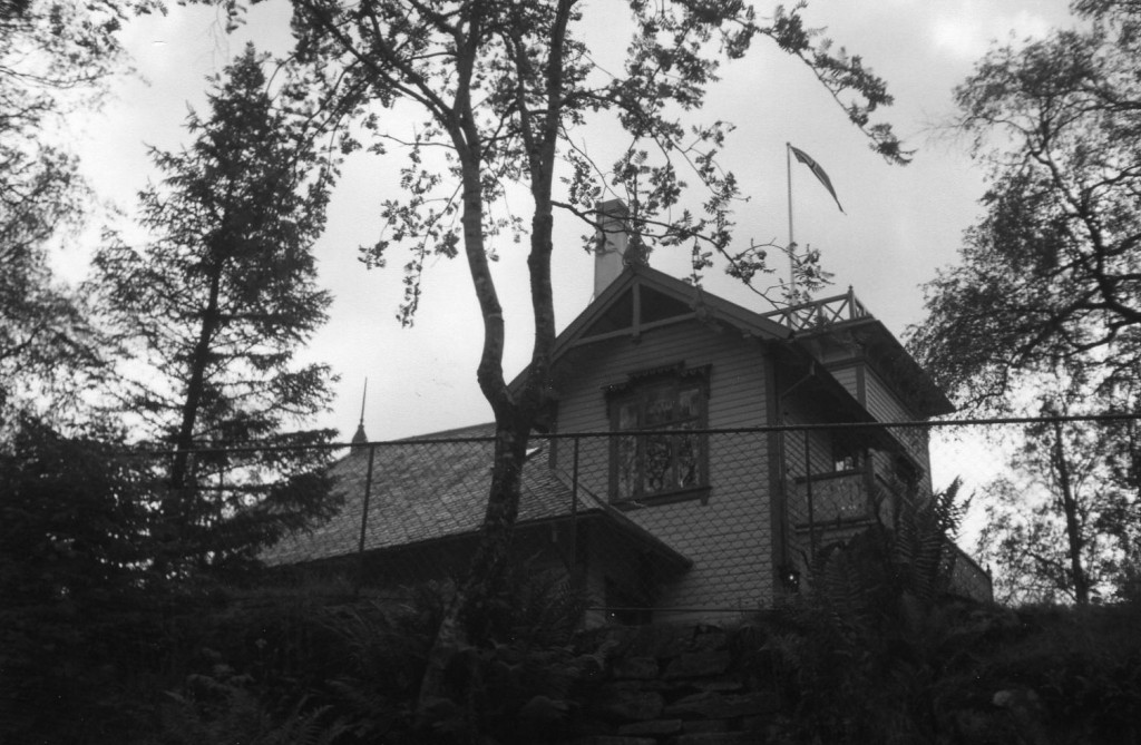 Trodelhagen Grieg Wohnhaus