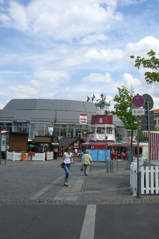 Aschaffenburg Fischmarkt