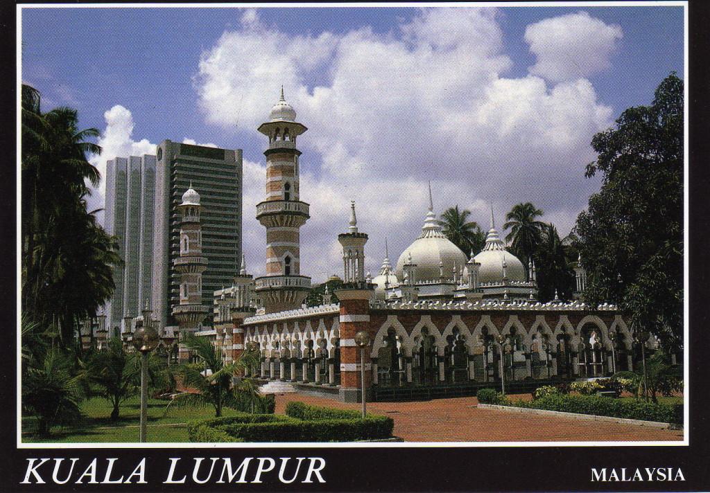 Kuala Lumpur Moschee