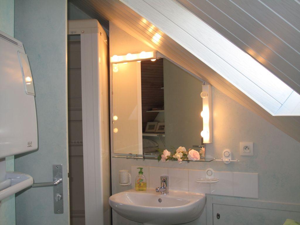confortable salle de bain