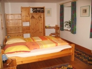 Appartement Doppelzimmer