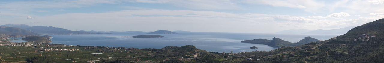 Panoramablick vom Zuckerhut