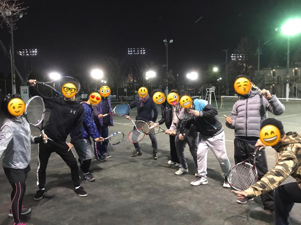 1/29テニス