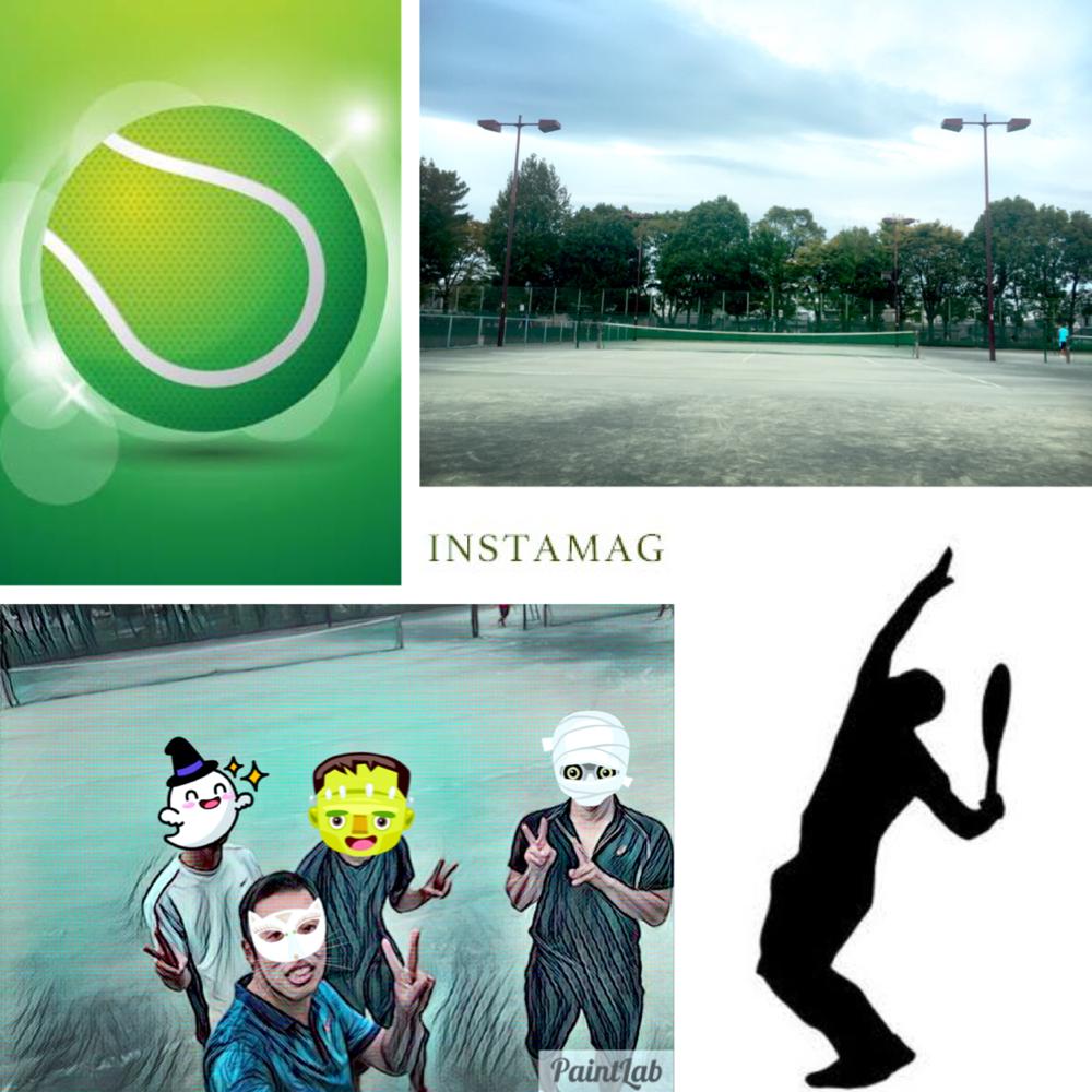 10/23 テニス