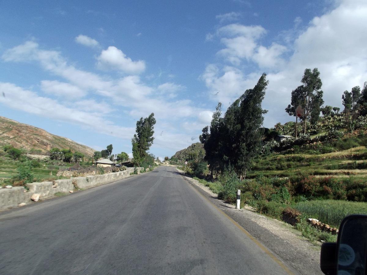 Voyage Séjour Visite, trekking et randonnée à Mekele en Ethiopie. Road trip Mekele à Adigrat