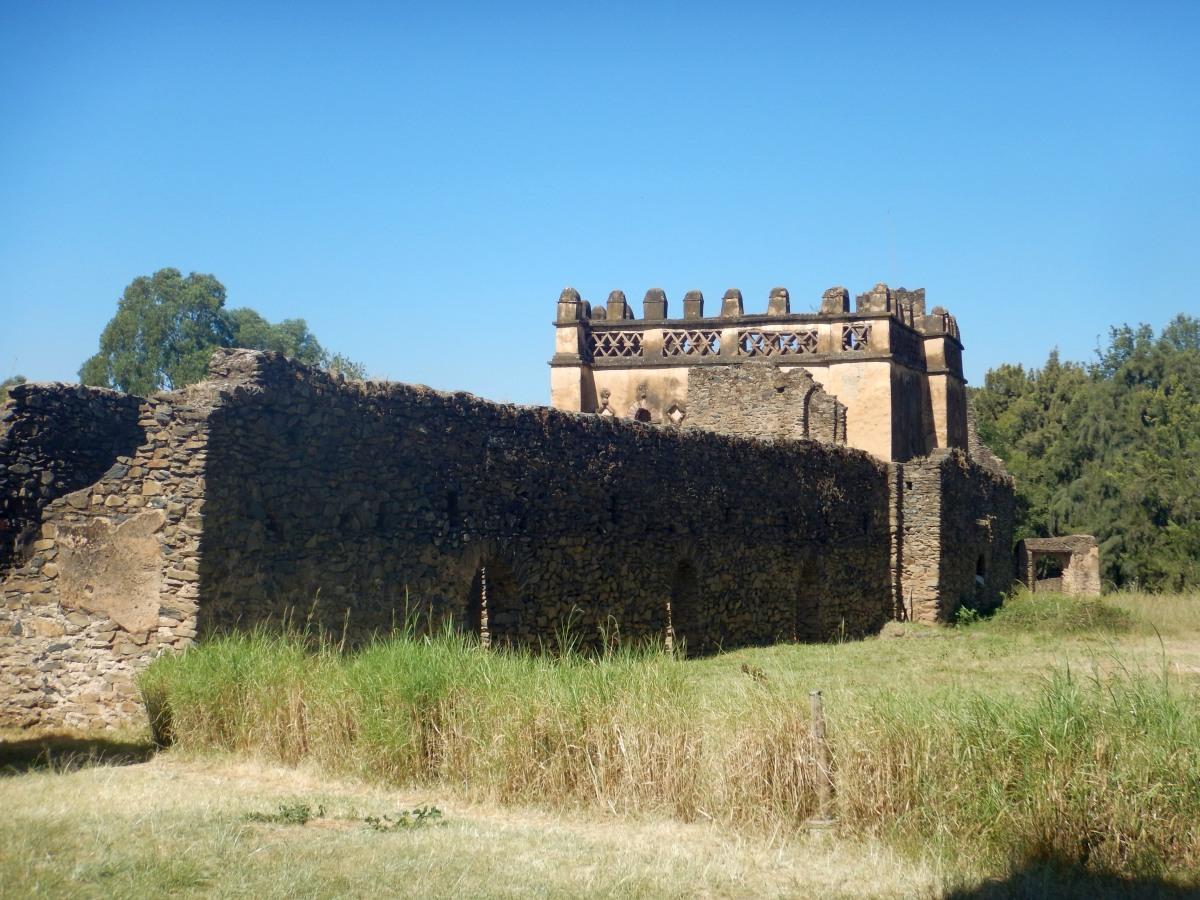 Voyage Séjour Road Trip Trek Trekking Randonnée en Ethiopie. Gondar en Ethiopie. Les Châteaux de Gondar Fasil Ghebbi