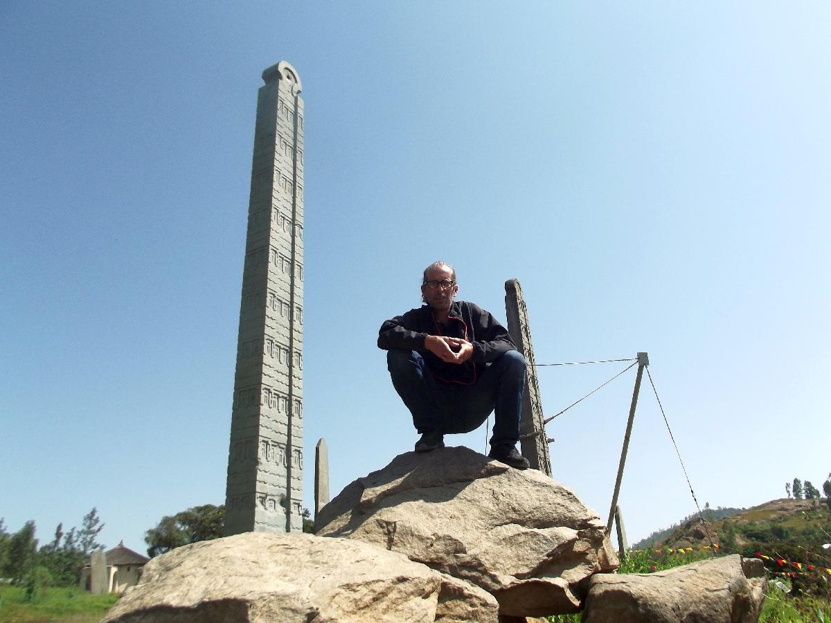 Voyage Séjour Trekking et randonnée, Road Trip en Ethiopie. Visite d'Axum en Ethiopie.  les Stèles d'Axumrek, randonnée et visite d'Axum en Ethiopie, les Stèles d'Axum
