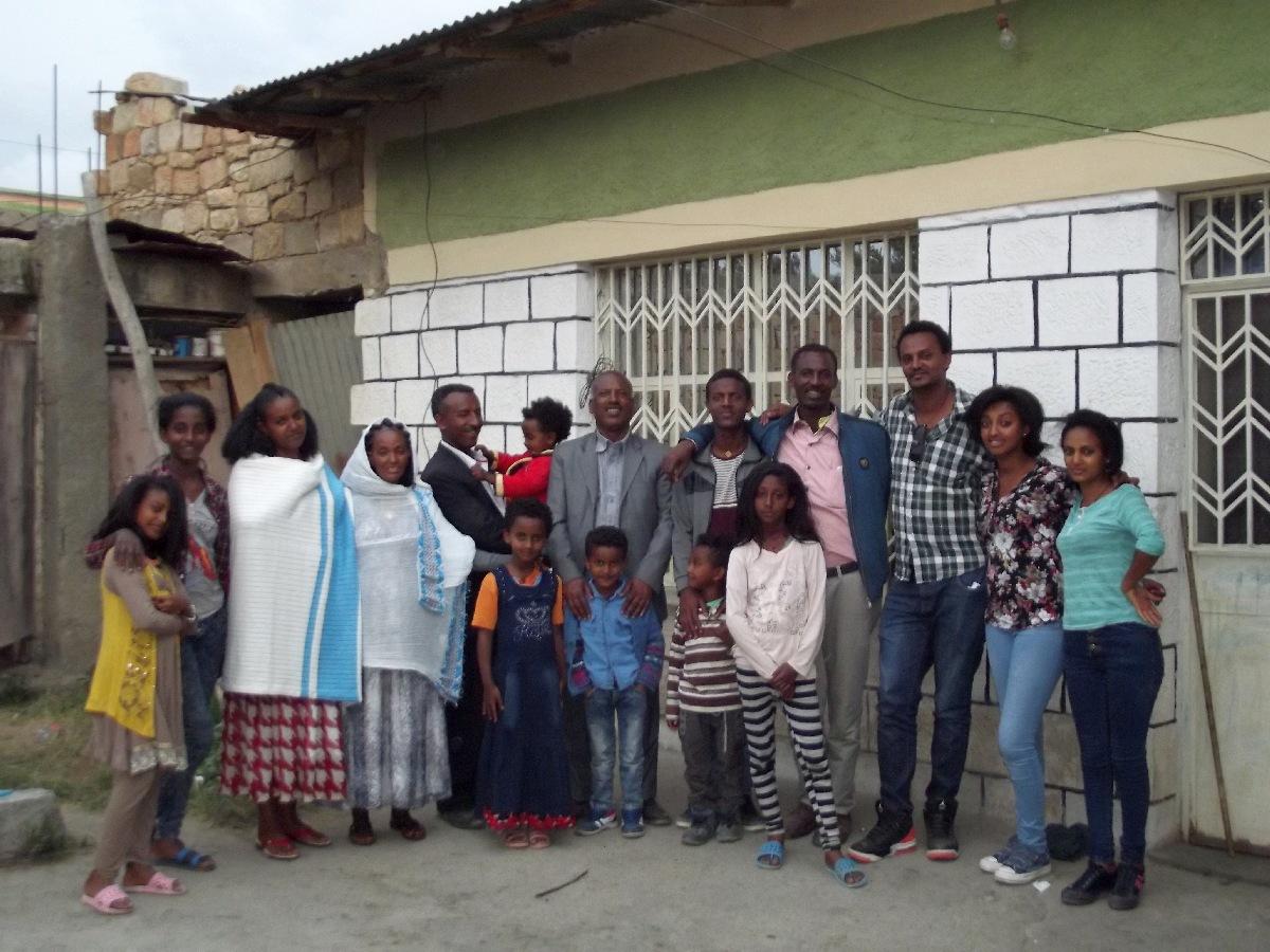Voyage, séjour, Road Trip, Trekking, randonnée visite d'Adigrat en Ethiopie.