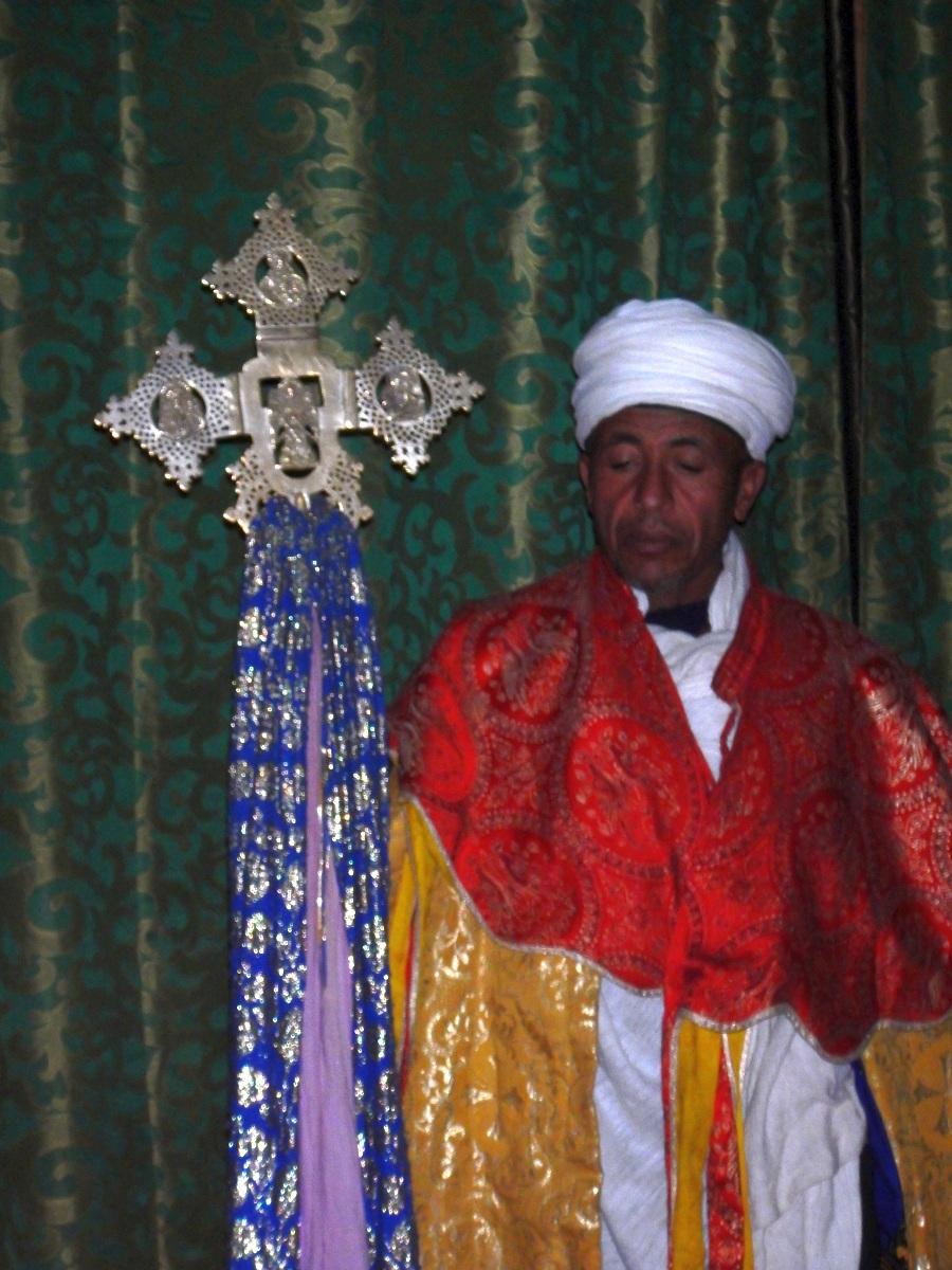 Visite de l'Eglise Beta Amanuel  à Lalibela en Ethiopie Trek à  Lalibela Voyage Séjour Trekking Randonnée Road Trip en Ethiopie.