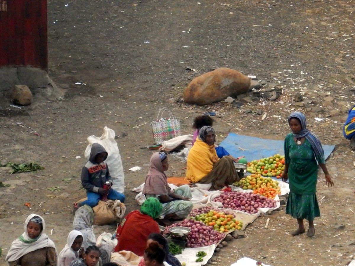 Séjour Voyage Road Trip Trek Trekking Randonnée en Ethiopie. Visite de la ville étape de Werota en Ethiopie.