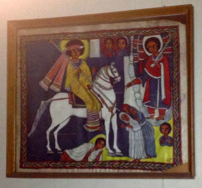 Voyage Séjour Trekking et randonnée, Road trip en Ethiopie.  Région Amhara. Visite du National Muséum d'Addis Abeba en Ethiopie.