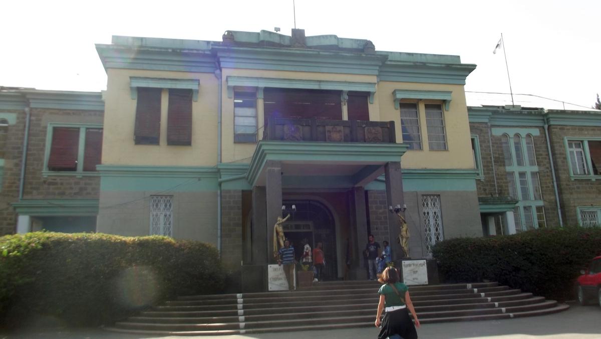 Genet Le'ul, la premiere université d'Ethiopie