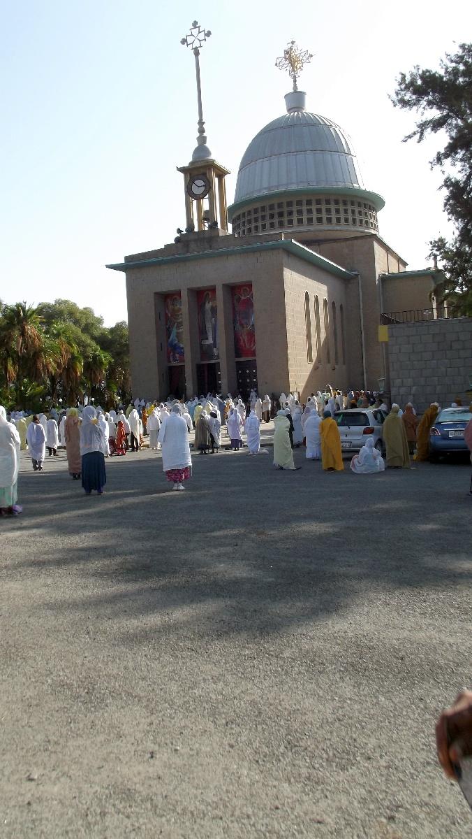 Voyage Séjour Road Trip Trek Trekking Randonnée en Ethiopie. Debre Libanos. Eglise de Debre Libanos en Ethiopie