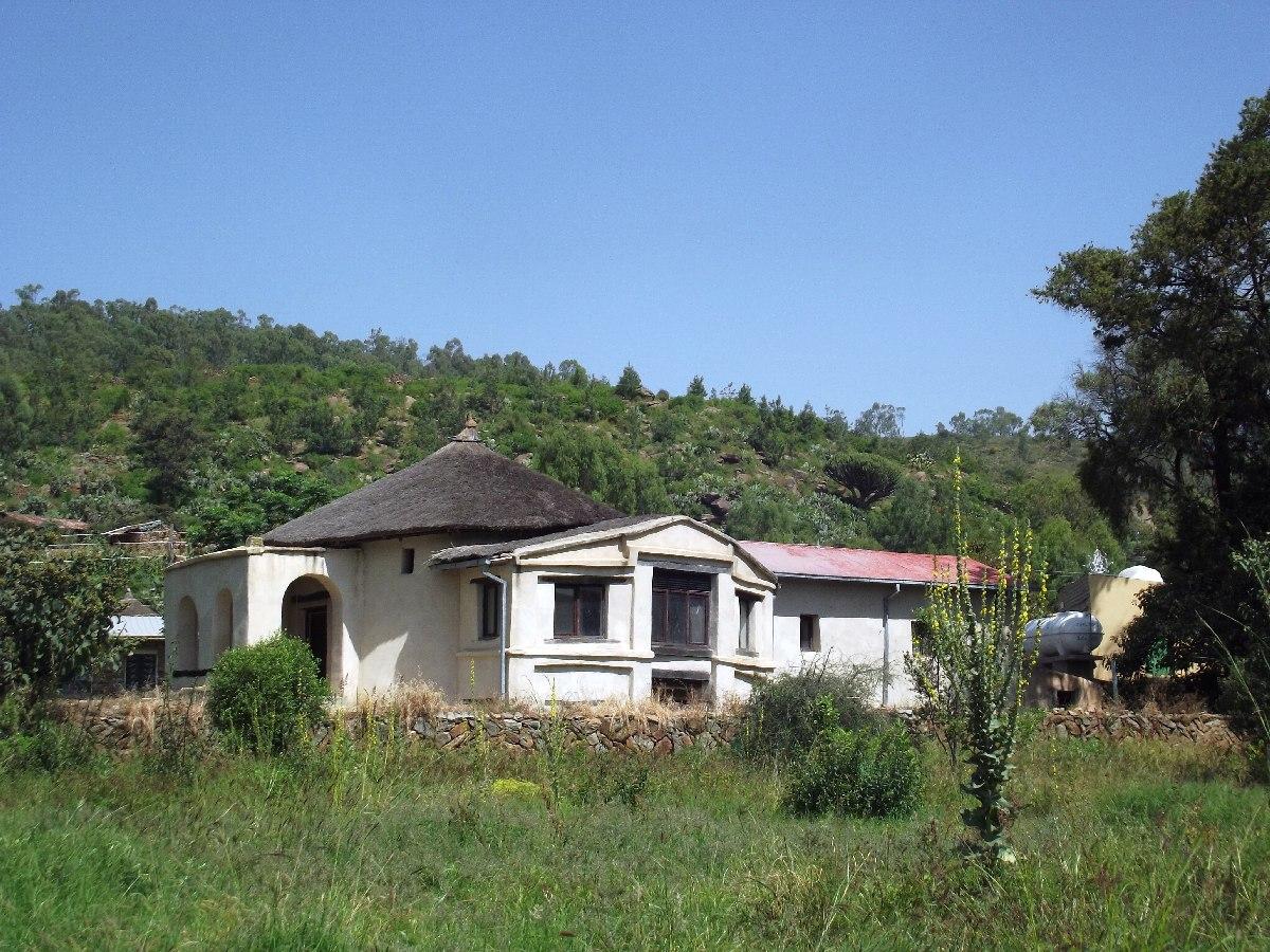 Axum, insolite. Trek, randonnée et visite d'Axum en Ethiopie.