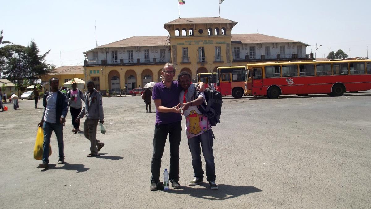 Visite de Addis Abeba, capitale de l'Ethiopie. Voyage Séjour Trekking et randonnée, Road trip en Ethiopie.  Région Amhara.