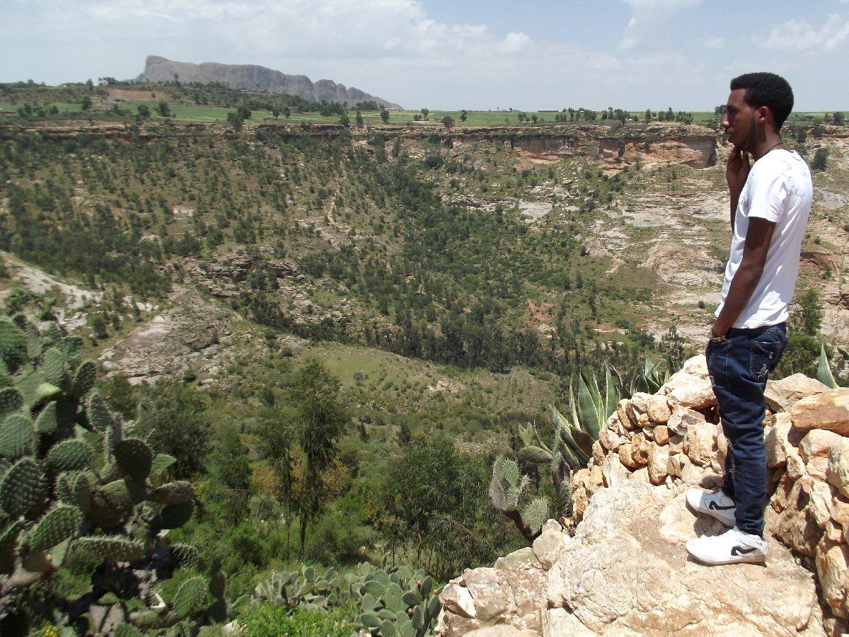 Voyage, séjour, Road Trip, Trekking, randonnée visite de Fatsi en Ethiopie.