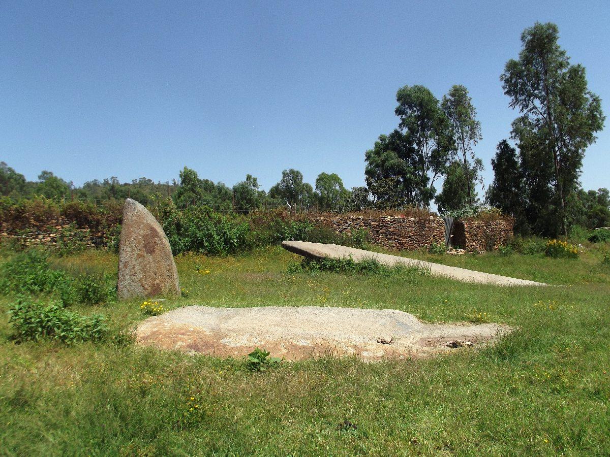 Voyage Séjour Trekking et randonnée, Road Trip en Ethiopie. Visite d'Axum en Ethiopie.  les Stèles d'Axum