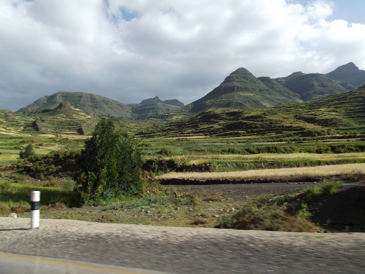 Visite, trek et randonnée à Mekele en Ethiopie. Road trip Mekele à Adigrat