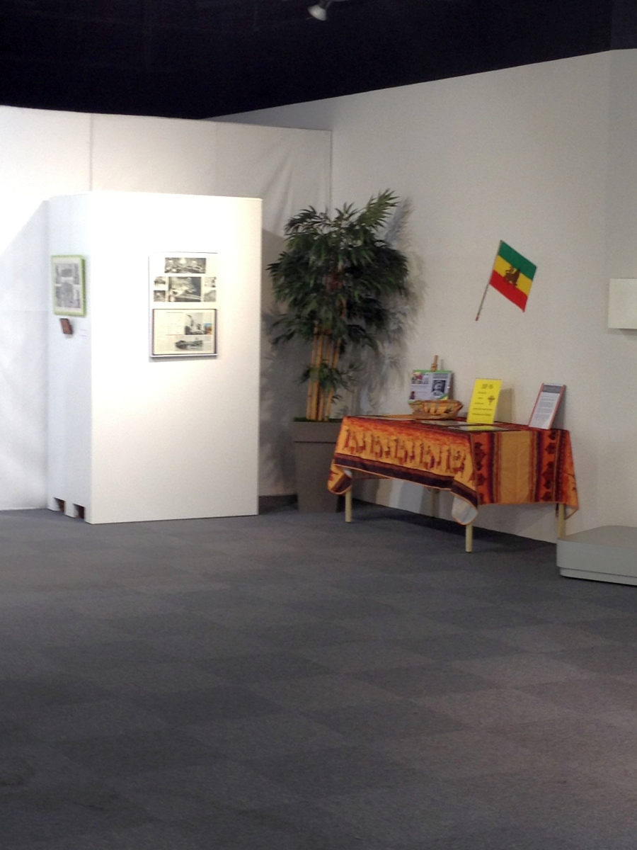 Pascal Mawuli Macé Exposition Conférence Haile Selassie I et l'Ethiopie Mawuli-Ethiopie Philatélie Littérature éthiopienne Timbres Livres éthiopiens France Ethiopie Librairies éthiopiennes  Association Plateforme Solidaire Equitable en Ethiopie Made in Et