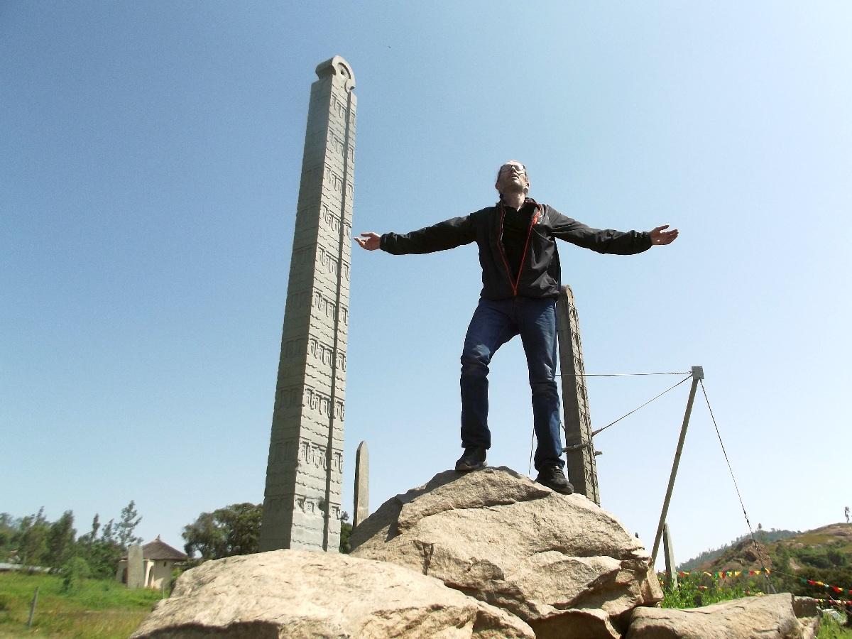 Voyage Séjour Trekking et randonnée, Road Trip en Ethiopie. Visite d'Axum en Ethiopie.  les Stèles d'AxumTrek, randonnée et visite d'Axum en Ethiopie, les Stèles d'Axum