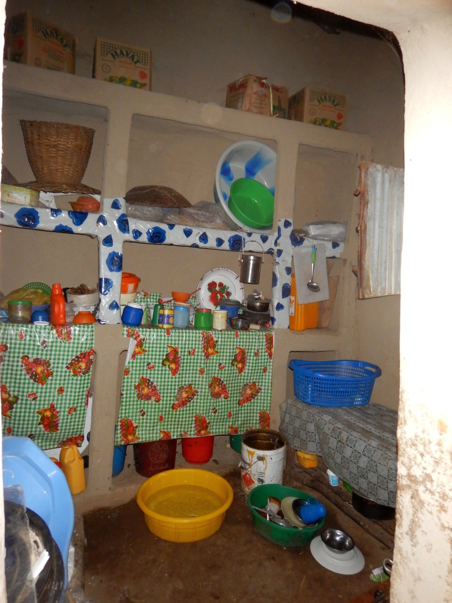 L'épicerie. Trek, randonnée et visite de la communauté Awra Amba en Ethiopie.