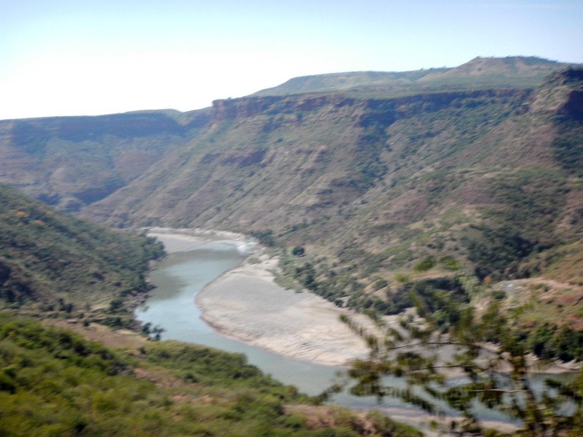 Le Nil Bleu, source de la vie.